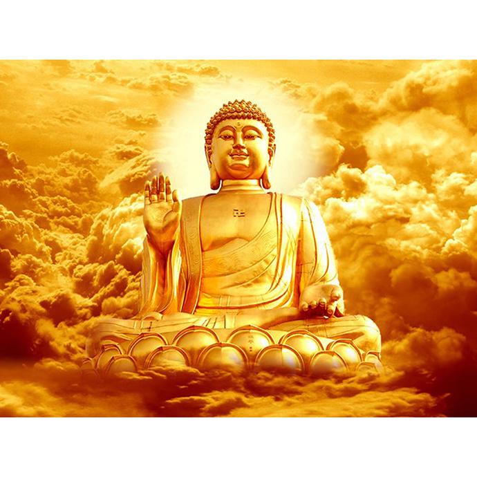 Buddah statue Diamond Painting DIY kit Canvas Painting Wall Art Mosaic Painting