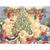 Christmas tree Diamond Painting DIY kit Canvas Painting Wall Art Mosaic Painting
