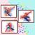 Spider boy watercolor, Spider boy print, Superman poster, wall decor, nursery