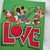 Mickey Mouse Love and best wishes Card / Mickey Mouse Christmas card / Season's