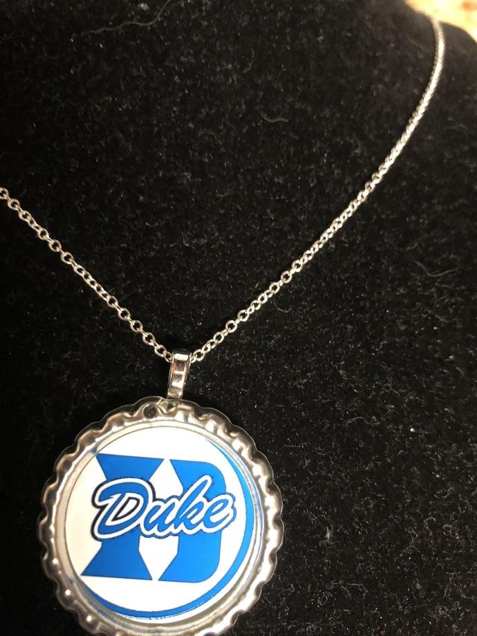Duke University necklace