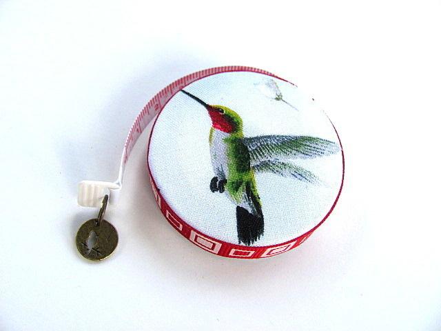 Tape Measure Humming Birds Retractable Measuring Tape