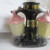 Hanging Lantern Salt and Pepper Shaker set / Enesco lamp post salt and pepper