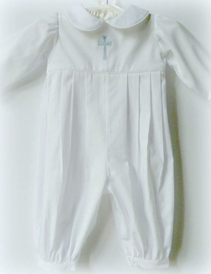 Boy Baptism Outfit,  Boys Christening Outfit, Baby Boy Baptism, 3 months to 24