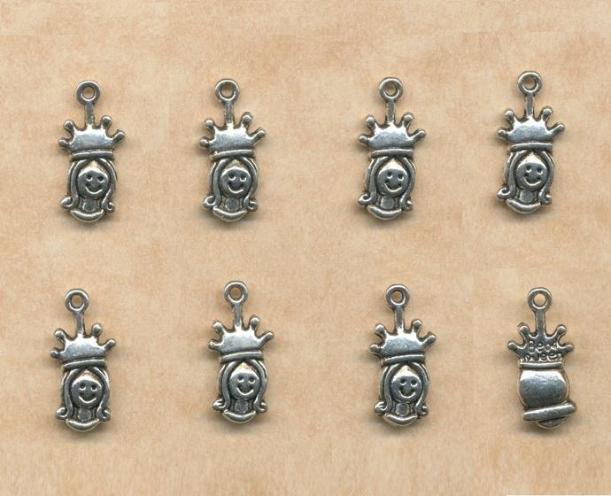 8 Princess Charms