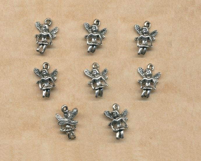 8 Fairy Charms