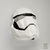 Star Wars Stormtrooper, Papercraft Stormtrooper Helmet, Paper Mask, Home Decor,