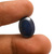 Dark Blue Sapphire Smooth Polished  Oval Cabochon Precious Loose Gemstone Cts