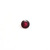 Faceted Rhodolite Garnet Flawless Round 8mm Loose Semi Precious Stones