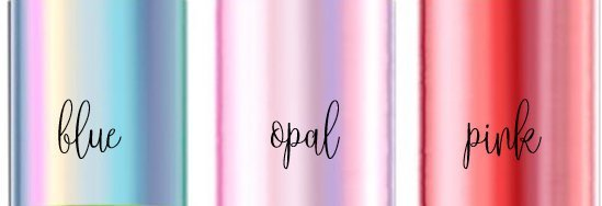 Iridescent Kissing Lips Vinyl Decal / Sticker / D.I.Y / Shower / Bridal Gift /