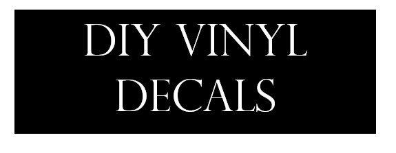 I Do Vinyl Decal / Sticker - Wedding Sticker / Favor
