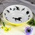 Decorative bowl, Centerpiece bowl, Hand painted ceramic, decorative dish, fruit