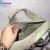 Green John Deere style Purse Zippered Handbag, inside 2 open pockets and one