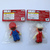 Nintendo Super Mario Characters Figure Collection 2 Complete Set Of 5 -