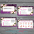 Color Street Business Cards, How to Apply Cards, Color Street Application Cards,