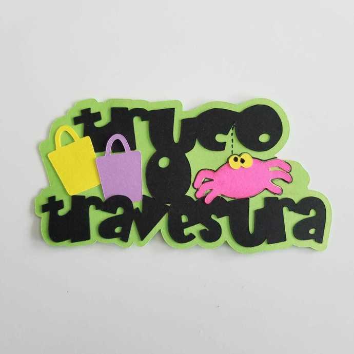 TRUCO O TRAVESURA (archivo de corte)