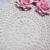 Crochet Doily Large Beige 7-inch Doilies - stl 1pc