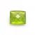 Arizona Peridot Big size Checker board 20x17 mm faceted Octagon Loose Gemstone