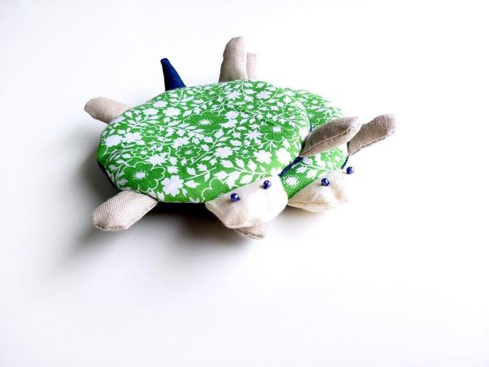 Turtle coasters, cute coasters, drink coaster, fabric coasters, housewarming