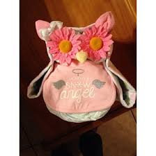 Diaper Owl, Diaper Cake
