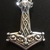 Celtic Viking Norse Thor Hammer Necklace  - FREE GIFT WITH EVERY  PURCHASE!