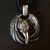 Viking Norse Odin's Raven Pendant Necklace - FREE GIFT WITH EVERY PURCHASE!