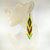 Native american beaded earrings style, ethnic earrings dangle earrings, long
