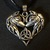 Celtic Viking Wolf Dog Pendant Necklace - FREE GIFT WITH EVERY PURCHASE!