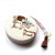 Retractable Tape Measure Roast Coffee Measuring Tape