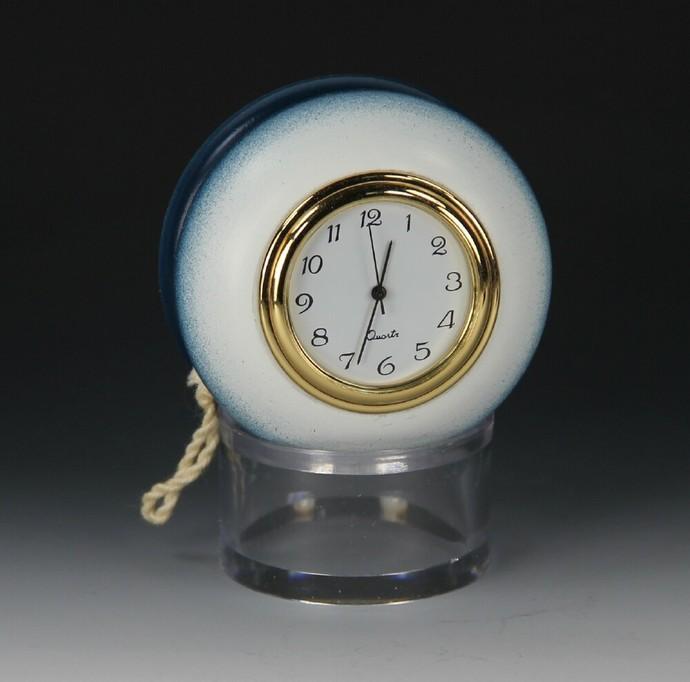 Tom Kuhn/BC YoYo Desk Clock - Special Order for Nikita