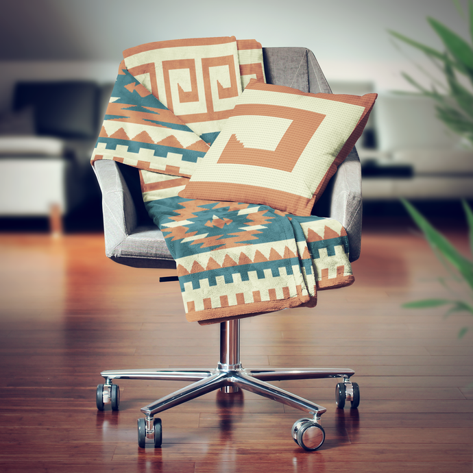 Tribal Throw Bundle
