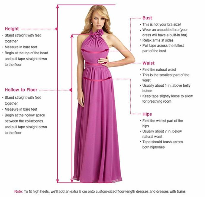 Sexy Deep V Neck Prom Dress