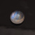 Rainbow Moonstone Round 14 mm  polished Cabochon Semi Precious Flawless Loose
