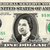 ROSA PARKS on a REAL Dollar Bill Cash Money Collectible Memorabilia Celebrity