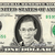 RUTH BADER GINSBURG on a REAL Dollar Bill Cash Money Collectible Memorabilia