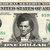 FREDERICK DOUGLASS on a REAL Dollar Bill Cash Money Collectible Memorabilia
