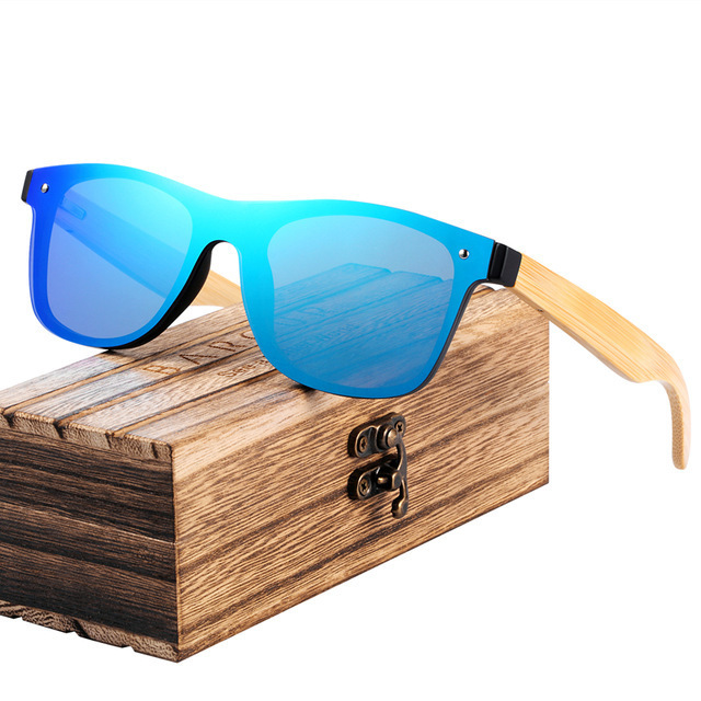 78bc8fa36ec Fashion Wooden Sunglasses Men -Sunglasses For by partydresses on
