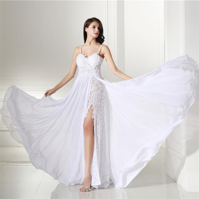 Wedding Dresses,Summer Wedding Dresses,Beach by prom dresses on Zibbet