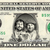 CHAS AND DAVE on a REAL Dollar Bill Cash Money Collectible Memorabilia Celebrity