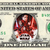 Star Wars Last Jedi on a REAL Dollar Bill Hockey Disney Cash Money Collectible