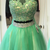 Homecoming Dress,two piece homecoming by prom dresses