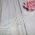 "1yd Elegant Dainty Swirl Venice Lace - 1.75"" White"