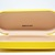 Leather Glasses Case Hard Eyeglasses Case Yellow Leather Sunglass Case