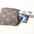 Upcycled LV coin purse - Repurposed Louis Vuitton - Louis Vuitton cards holder -