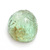 Attractive Emerald Precious Hand Polished Carved Oval Floral Fancy Loose Gem