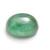 BIG!! Natural Emerald Precious Hand Polished Plain Smooth Oval Cabochon Loose