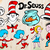 Dr Seuss svg files, Dr seuss cut files, clipart, eps vectors, dxf files for