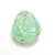 Stunning!! Natural Emerald Precious Hand Polished Carved Pear Leaf Loose Gem