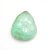 Pretty!! Natural Emerald Precious Hand Polished Carved Pear Floral Fancy Loose