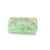 Elegant Natural Emerald Precious Hand Polished Carved Rectangular Floral Fancy